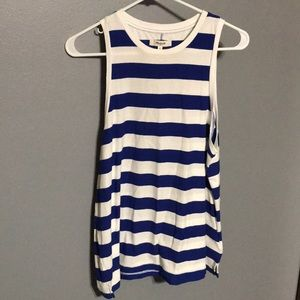 Madewell Striped Tank sz M